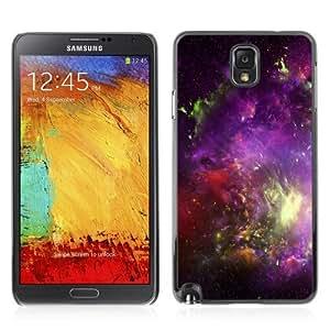 YOYOSHOP [Fantasy Space Galaxy] Samsung Galaxy Note 3 Case