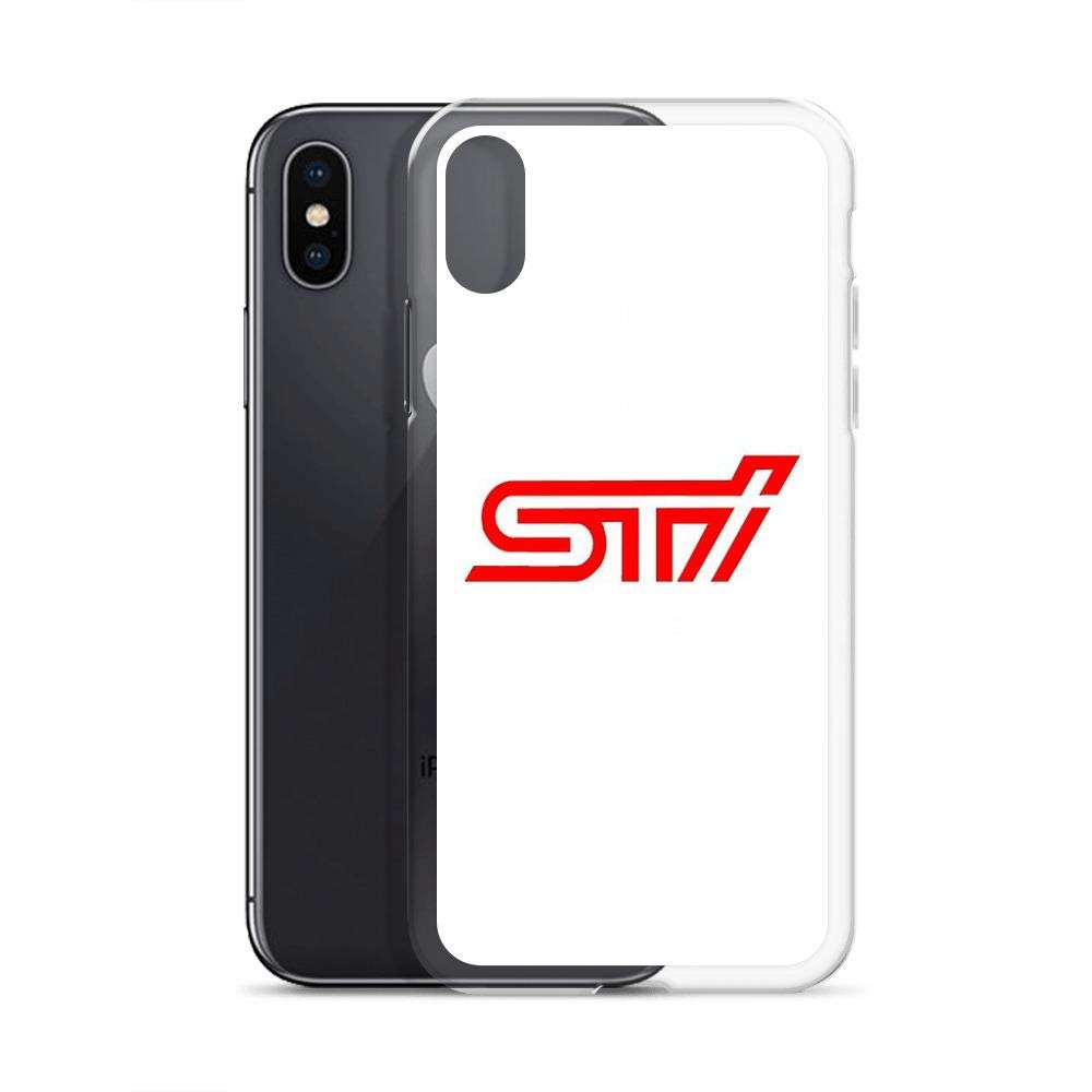 Amazon.com: Subaru STI - Carcasa para iPhone X/XS, XR, XS ...