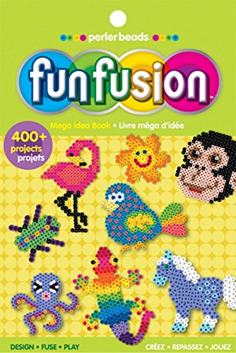 Perler PE 22747 Fusion Idea Book
