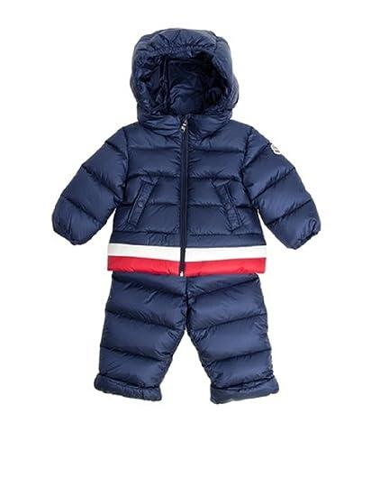 moncler snowsuit blue
