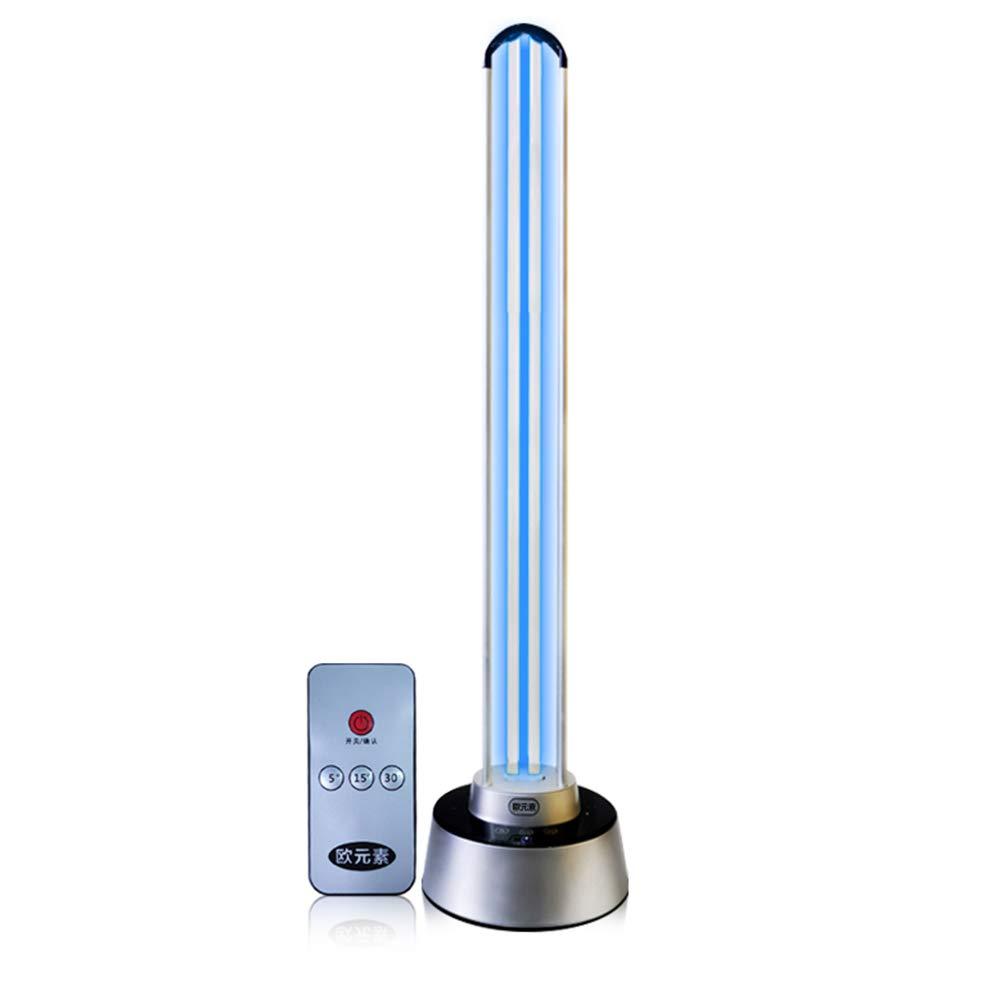 Lampada Germicida A Raggi Ultravioletti Lampada Disinfettante Portatile Telecomando Ad Alta Potenza Funzione Di Temporizzazione Induzione Intelligente Del Radar Sterilizzazione Rapida Per Area Toile