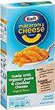 Kraft Mac & Cheese Dinner Made with Organic Pasta, Original, 6 Ounce