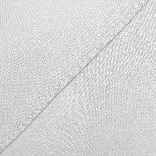 asymtrique et dcontracts Haute Sport de Basse Veste Couleur Chemise Femmes Sweat Automne AMUSTER Vtements de Femmes Unie Blanc pour IqPtfwz
