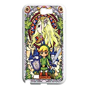 The Legend of Zelda for Samsung Galaxy Note 2 N7100 Phone Case 8SS458884