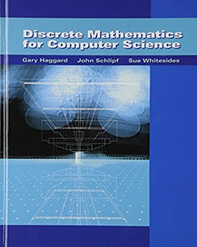 discrete mathematics for computer science with student solutions rh amazon com vs S720 10G 3C Manual Discrete Math Study Guide