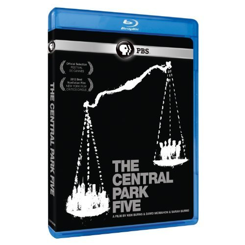 The Central Park Five [Blu-ray] by PBS