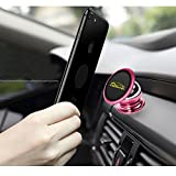 ZZoo Magnetic Phone Holder for Car Dashboard, Car Phone Mount with a Super Strong Magnet for iPhone 7 / 7 Plus / 8 / 8 Plus / X / Samsung Galaxy S8 / S7 / S6 and More,New Design