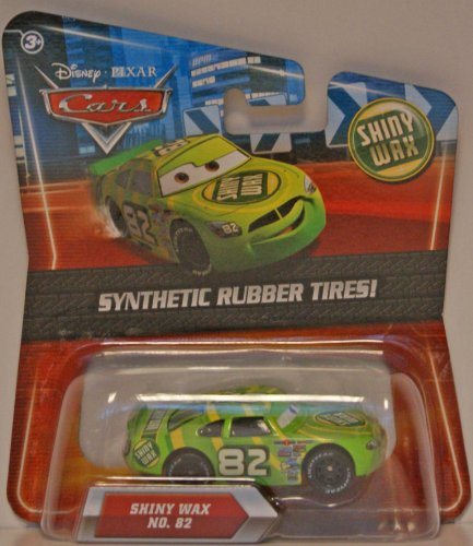 Cars Shiny Wax - Disney / Pixar CARS Movie Exclusive 155 Die Cast Car with Synthetic Rubber Tires Shiny Wax