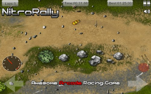 Nitro Rally [Download] by Mapi Games (Image #1)