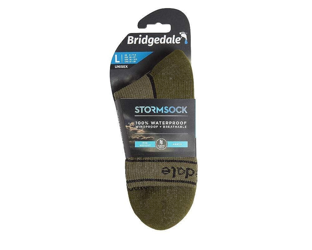 Bridgedale Herren Storm Mw Ankle Socken