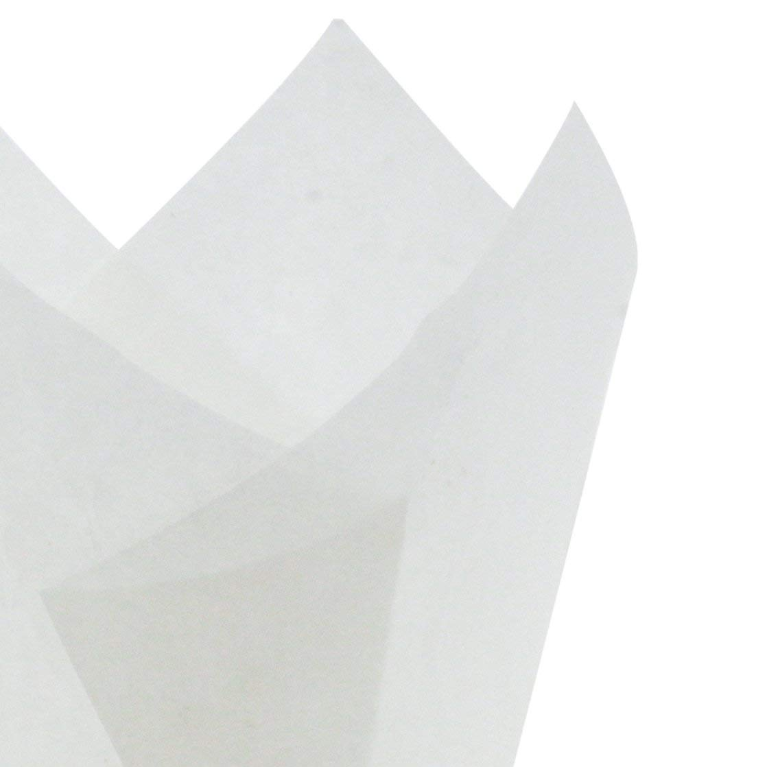 White Tulip Baking Cups, Mini Size, Pack of 250 by Ecobake (Image #4)
