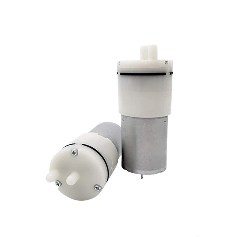 370 Mini Vakuumpumpe Porenreiniger Beauty Instrument Luftpumpe Unterdruckmembranpumpe Dc5v 3l Min 2 4w Zwei Modell Vakuumpumpe B Gewerbe Industrie Wissenschaft