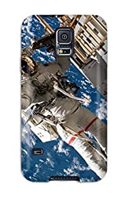 New Shockproof Protection Case Cover For Galaxy S5/ Nasa Photography People Photography Case Cover 3815895K60580513