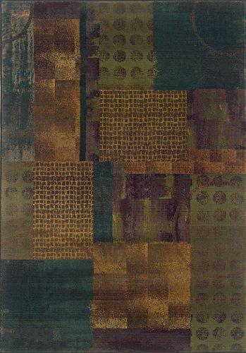 Oriental Weavers Kharma II  K703X4068235ST Area Rug, 2'3 x 7'6