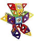 Toyshine Magnetic Blocks Puzzle Game Toy - 24 Pcs