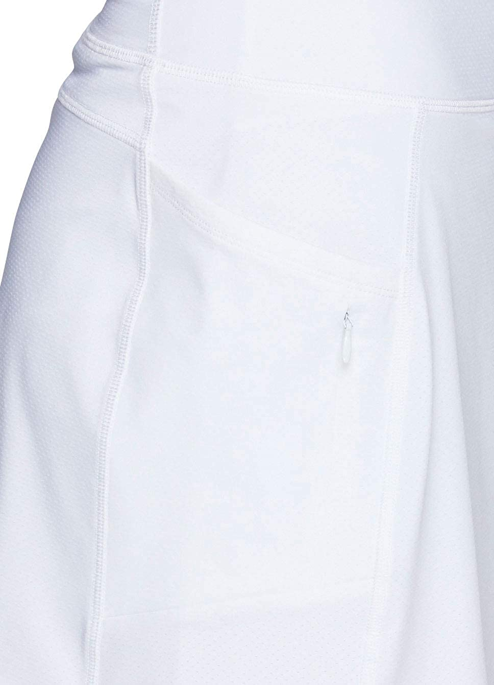 RBX Active Womens Fashion Stretch Knit Flat Front Golf//Tennis Athletic Skort with Attached Bike Short and Pockets