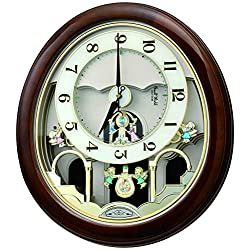 Rhythm Clocks Harmony of Love II Magic Motion Clock