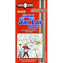 San Luis Potosi City Map by Guia Roji (Spanish Edition)