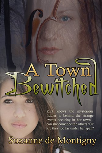 A Town Bewitched by [de Montigny, Suzanne]