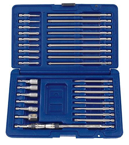 IRWIN Tools 34-Piece Fastener Drive Tool Bit Set (3057034)