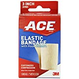 "Ace Elastic Bandage with Velcro 3"""", 1-Count package"