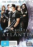 Stargate Atlantis - Season 3 [NON-USA Format / PAL / Region 4 Import - Australia]