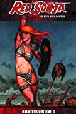 img - for Red Sonja: She-Devil with a Sword Omnibus Volume 3 (Red Sonja Omnibus) book / textbook / text book