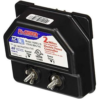 Amazon Com Fi Shock Ea2m Fs 2 Mile Low Impedance
