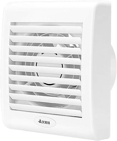 Ventilador de ventilación de pared, Potente extractor de baño de ...