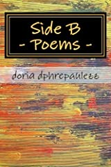 Side B - Poems: Textures and Shades Paperback