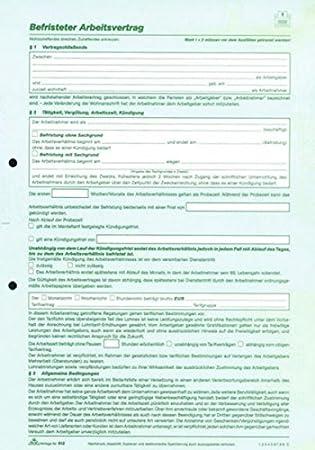 Rnk 512 Arbeitsbestätigungen Und Dienstformulare Arbeitsvertrag
