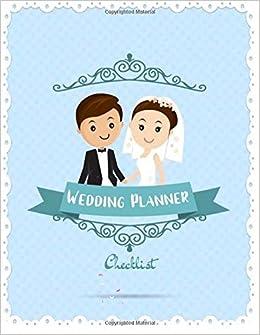 amazon com wedding planner checklist detail organizer planner