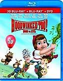 Hoodwinked Too! Hood vs. Evil 3D [3D Blu-ray + Blu-ray + DVD]