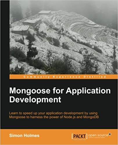 Download E-books Mongoose for Application Development PDF