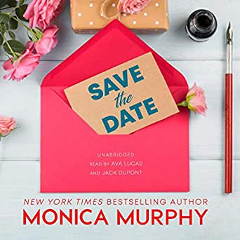 NEW RELEASE: Fake Date by Monica Murphy - A Bit Smutty