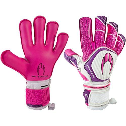 HO SENTINEL KONTAKT EVOLUTION ROLL JUNIOR Goalkeeper Gloves Size 4 Pink - Kontakt Player