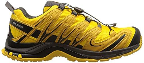 Amazon.com | Salomon XA Pro 3D Gore-TEX Trail Running Shoes - AW15-14 - Yellow | Trail Running