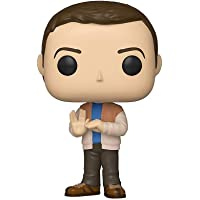 Funko Pop Big Bang Theory: Sheldon Nc Games Padrão