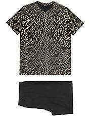 HOM herr Canaille Short Sleepwear Pyjamasset