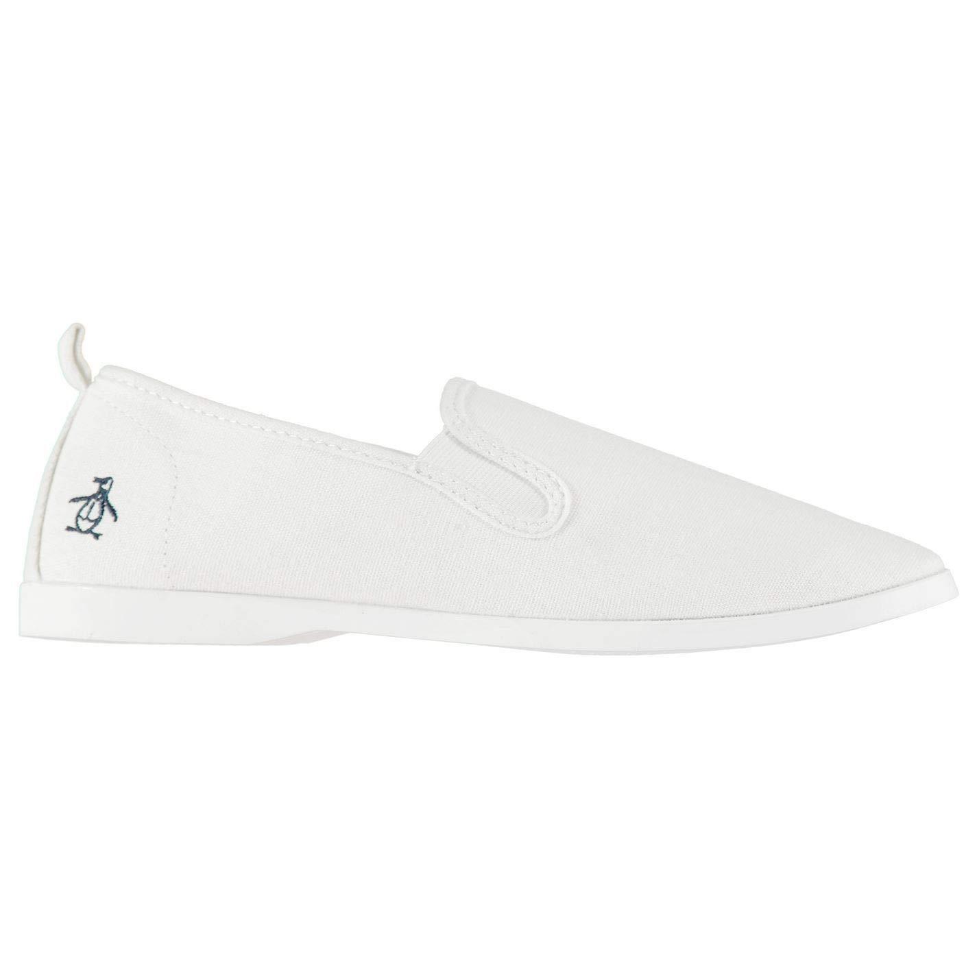 be8b049b2fba0 Amazon.com | Original Penguin Norris Slip On Pump Trainers Mens Athleisure  Shoes Sneakers | Fashion Sneakers