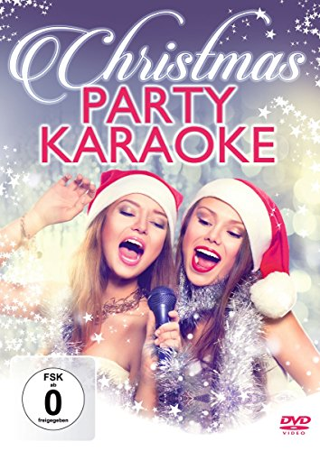 Christmas Karaoke Dvd - Christmas Party Karaoke