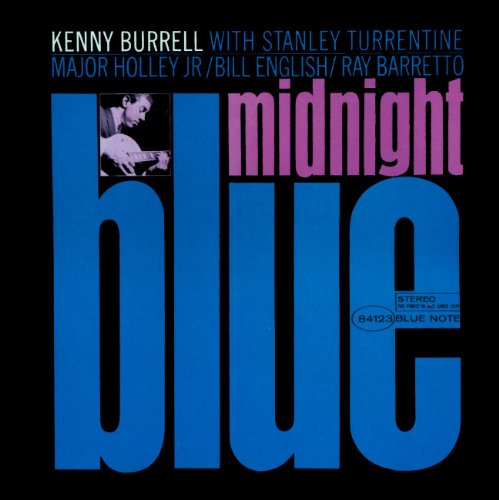 CD : Kenny Burrell - Midnight Blue (remastered) (Remastered)