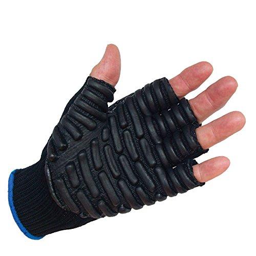 PR XL Half IMPACTO VI4748 Anti-Vibration Gloves