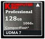 cf 128gb - Komputerbay 128GB Professional Compact Flash card 1066X CF Write 155MB/s Read 160MB/s Extreme Speed UDMA 7 RAW