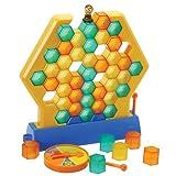Constructive Playthings HAP-37 Honeycomb Game, Grade: Kindergarten to 3