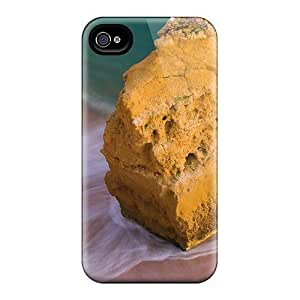 Fashionable Design Rock On The Beach Rugged Cases Covers For Iphone 6plus New