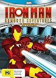 Iron Man Armored Adventures The Makluan Ring Saga Rise to Supremacy DVD