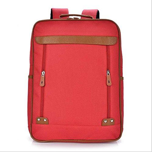 Alger Damen Schulter Fashion Taschen Rucksack Red 8OEEHn