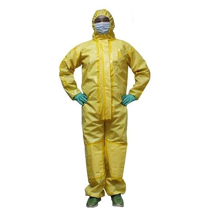 gz Ropa de protección química dedicada con capucha Ropa de ...