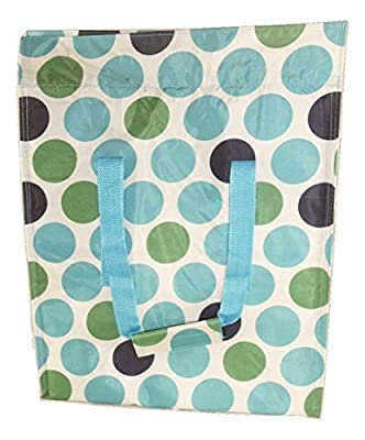 Reusable Shopping Bags | Large Insulated Grocery Tote Set of 3